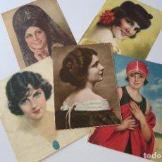 Varios objetos de Arte: LOTE DE LAMINAS INFORMACION EN LA DESCRIPCION. Lote 153134802