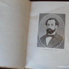 Arte: PEDRO VALLS TEATRO REAL 1840 - 1845 / ANTONI CARNER 1955 - CON FOTOS - IGUALADA. Lote 153233166