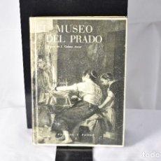 Varios objetos de Arte: EL MUSEO DEL PRADO. PUEBLOS Y PAISES II. TEXTOS DE J. CAMON AZNAR. 1965. Lote 153263642