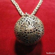 Varios objetos de Arte: INCENSARIO TIBETANO. Lote 153592770