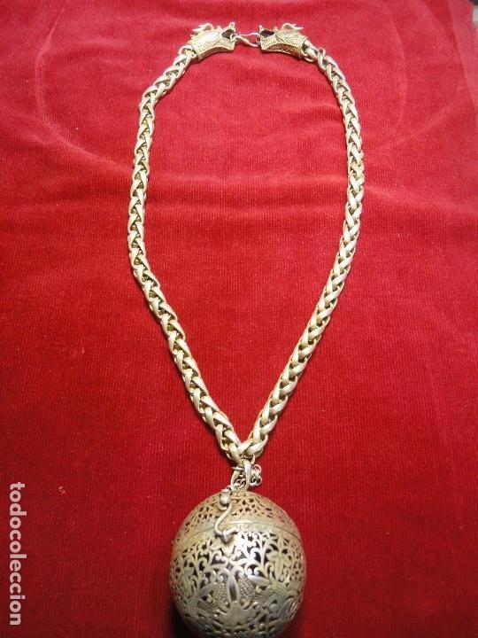 Varios objetos de Arte: INCENSARIO TIBETANO - Foto 2 - 153592770