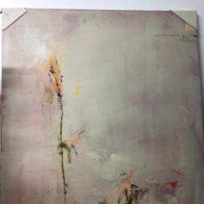 Varios objetos de Arte: PINTURA SOBRE TABLA CON MEDIDAS 100X81 CM - FIRMADO POR LA PINTORA GADITANA LOURDES CASTRO CERON. Lote 153704546