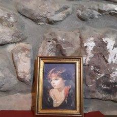 Varios objetos de Arte: CUADRO EN TELA. Lote 153724800