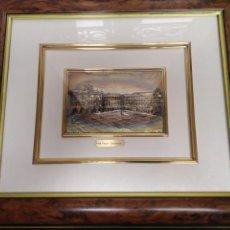 Varios objetos de Arte: LOTE CUADROS DE SALAMANCA. Lote 154396294