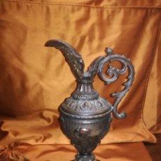 Varios objetos de Arte: JARRA DE BRONCE. Lote 154854388
