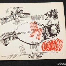 Varios objetos de Arte: GARCIA LLORT- GALERÍA AS 1971 - LITOGRÁFICA. Lote 155655002