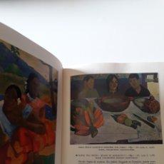 Varios objetos de Arte: GAUGUIN SKIRA PINTURA ARTE. Lote 155761788