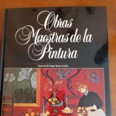 Varios objetos de Arte: OBRAS MAESTRAS DE LA PINTURA. Lote 155869780