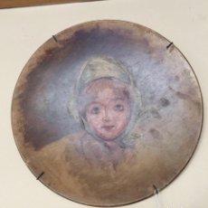 Varios objetos de Arte: CUADRO CERÁMICA. Lote 157255226