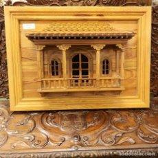 Varios objetos de Arte: BAJORRELIEVE BALCÓN . Lote 157550830