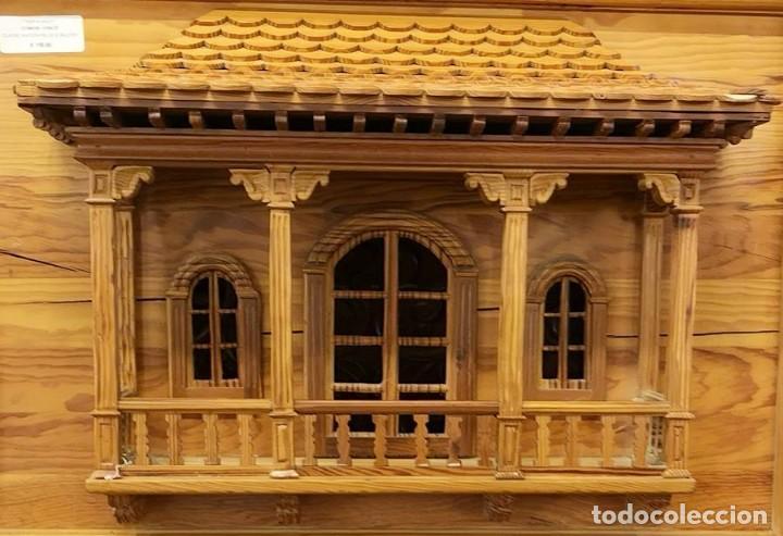 Varios objetos de Arte: Bajorrelieve Balcón - Foto 3 - 157550830