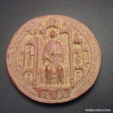 Varios objetos de Arte: FACSÍMIL DE UN SELLO DEL REY MARTÍ I, EL HUMANO. Lote 157858714