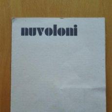 Varios objetos de Arte: NON ROMPETEMI LE SCATOLE, ELIO NUVOLONI. HOTEL DIPLOMATIC, BARCELONA 1969. ARTE CRITICO.. Lote 158499350