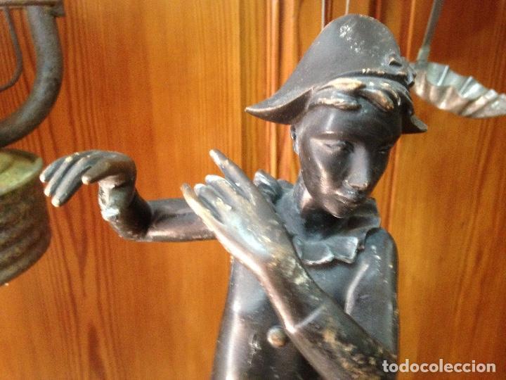 Varios objetos de Arte: Escultura en Bronce macizo , artista Eulália Monés - Barcelona - Foto 3 - 158675166