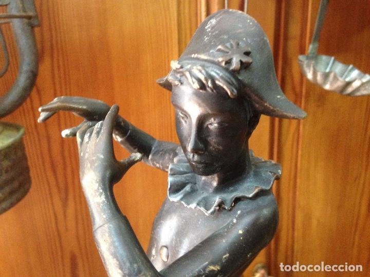 Varios objetos de Arte: Escultura en Bronce macizo , artista Eulália Monés - Barcelona - Foto 4 - 158675166