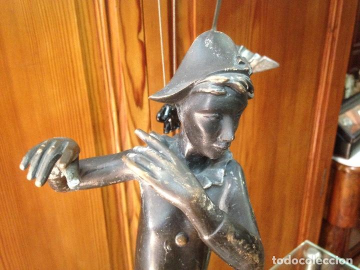 Varios objetos de Arte: Escultura en Bronce macizo , artista Eulália Monés - Barcelona - Foto 10 - 158675166