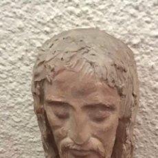 Varios objetos de Arte: BUSTO CRISTO. Lote 158687553