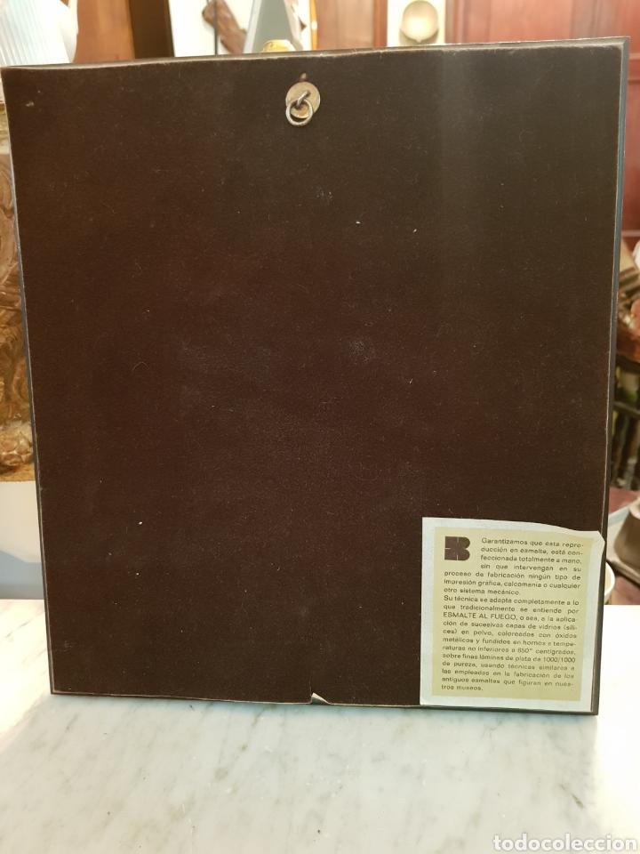 Varios objetos de Arte: ESMALTE AL FUEGO REPRODUCCION PICASSO - Foto 4 - 159393269