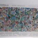 Varios objetos de Arte: LUIS GORDILLO CARTEL ORIGINAL SERIE MOSAICO. Lote 159661350