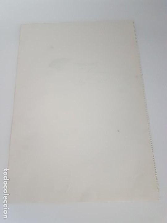 Varios objetos de Arte: CARICATURA CON INSUGNIA COMUNISTA ( AUTOR DESCONOCIDO ) INACABADA - Foto 5 - 159857346