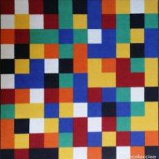 Varios objetos de Arte: GERHARD RICHTER, 1024 COLORES. MÚLTIPLE COTIZADO. Lote 159887726