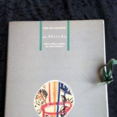Varios objetos de Arte: POR UN AGUJERO - JAVIER MARISCAL - CARPETA COMPLETA CON 10 LAMINAS. Lote 160001738