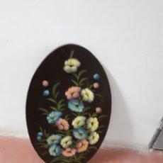 Varios objetos de Arte: OLEO EN MADERA DE 28 ×47. Lote 161904318