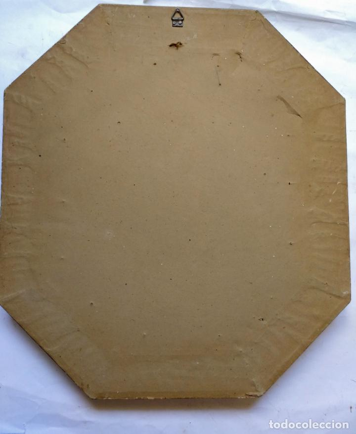 Varios objetos de Arte: 2 ANTIGUOS CUADROS , ORIGINAL DAMAS EPOCA SEGUNDO IMPERIO . SIGLO 19 - Foto 15 - 163775610