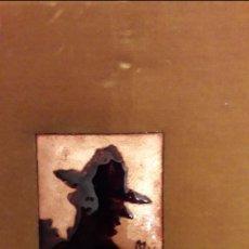 Varios objetos de Arte: ESMALTE AL FUEGO. Lote 164530509