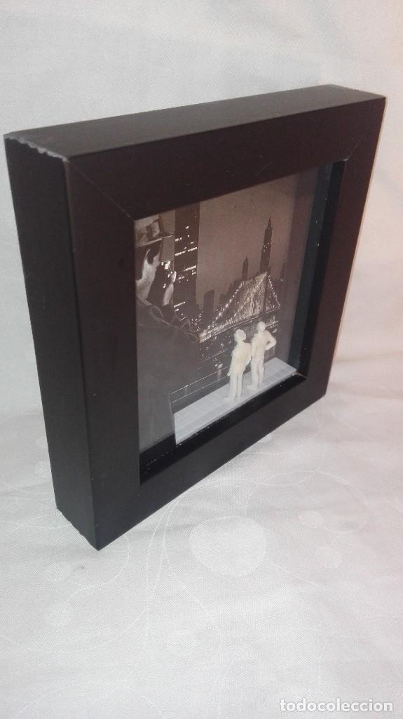 Varios objetos de Arte: CUADRO CAJA BOX ART,AUTOR MARC COHEN,AÑO 2004 - Foto 3 - 165273962