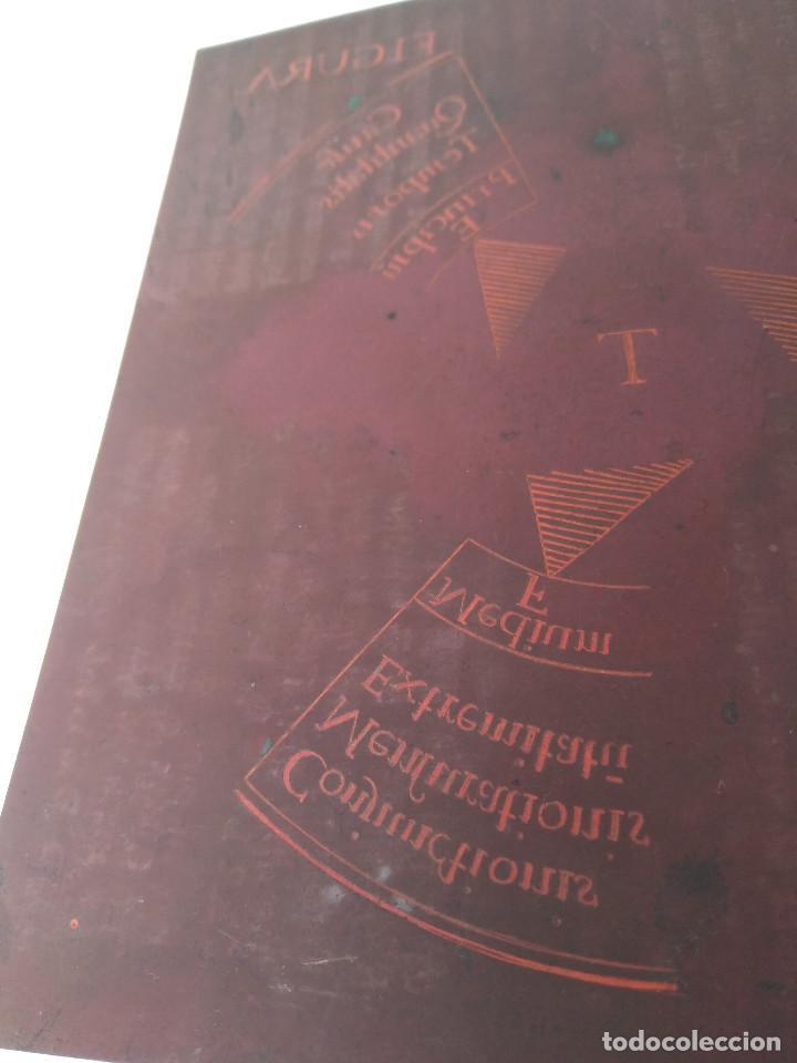 Varios objetos de Arte: Plancha sobre cobre - Foto 5 - 165426490