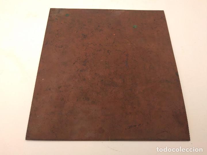 Varios objetos de Arte: Plancha sobre cobre - Foto 6 - 165426490