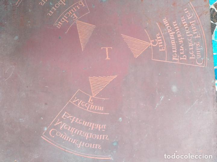 Varios objetos de Arte: Plancha sobre cobre - Foto 8 - 165426490