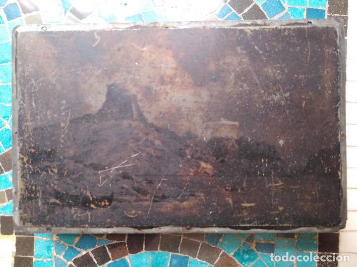 Varios objetos de Arte: Antonio Ribas Oliver. Taco xiligráfico - Foto 2 - 165427478