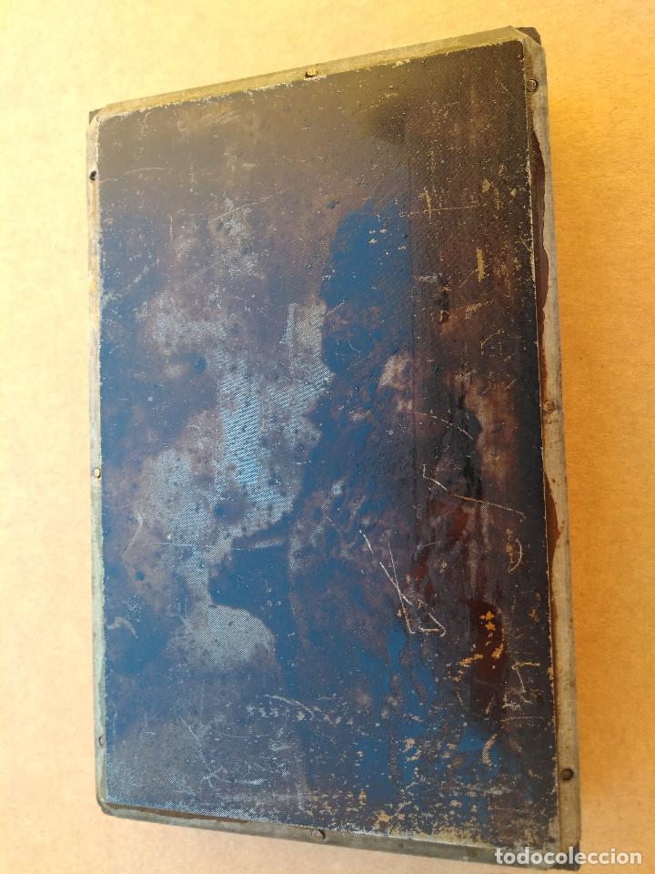 Varios objetos de Arte: Antonio Ribas Oliver. Taco xiligráfico - Foto 4 - 165427478