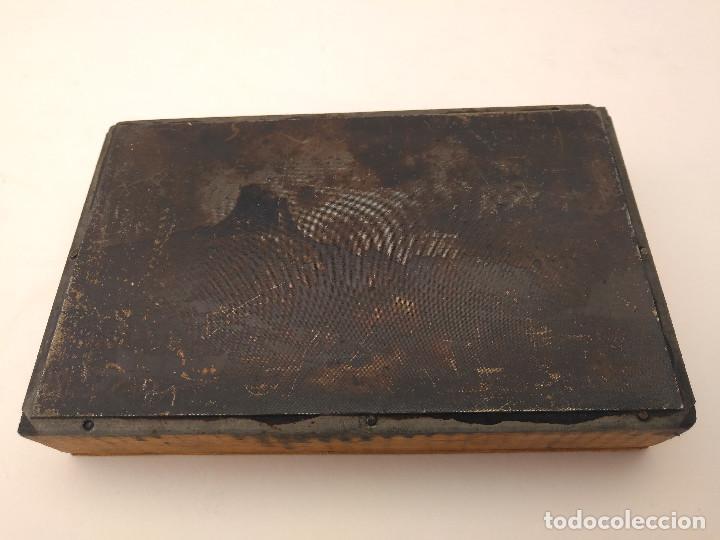 Varios objetos de Arte: Antonio Ribas Oliver. Taco xiligráfico - Foto 7 - 165427478