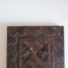 Varios objetos de Arte: ESCUDO DE MALLORCA. Lote 165429050