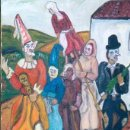 Varios objetos de Arte: FESTA SARDINA SERIE. Lote 165479742