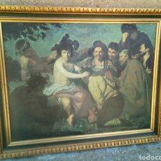 Varios objetos de Arte: CUADRO ENMARCADO. Lote 165668686