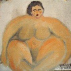 Varios objetos de Arte: GORDITA GRANDE. Lote 166444306