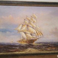 Varios objetos de Arte: CUADRO PINTURA. Lote 167597718