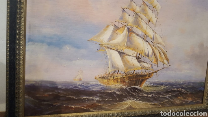 Varios objetos de Arte: Cuadro pintura - Foto 3 - 167597718