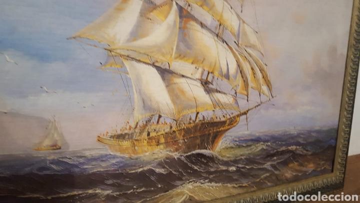 Varios objetos de Arte: Cuadro pintura - Foto 2 - 167597718