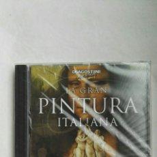 Varios objetos de Arte: LA GRAN PINTURA ITALIANA CD PRECINTADO. Lote 168124070