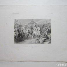 Varios objetos de Arte: ENTREVUE DU CAMP DU DRAP D'OR.. Lote 168827872