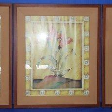 Varios objetos de Arte: TRÍPTICO. Lote 169042246