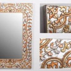 Varios objetos de Arte: ESPEJO DECORACION. Lote 169044300