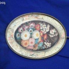 Varios objetos de Arte: CUADRO DE FORJA. Lote 169750716