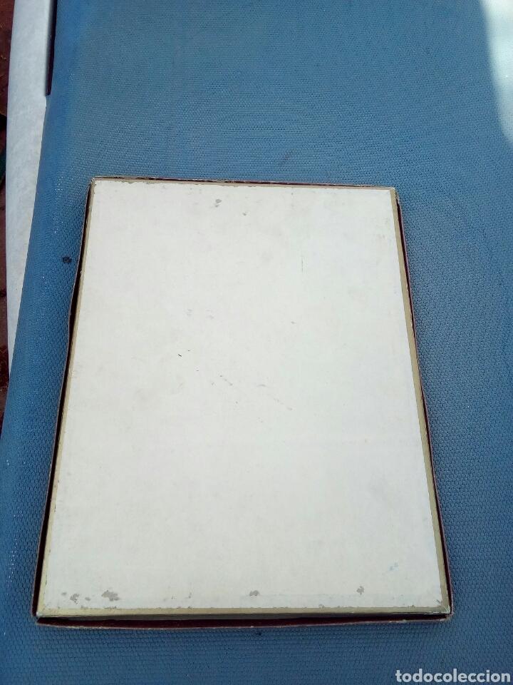 Varios objetos de Arte: ESMALTE AL FUEGO ENMARCADO - Foto 3 - 170949457