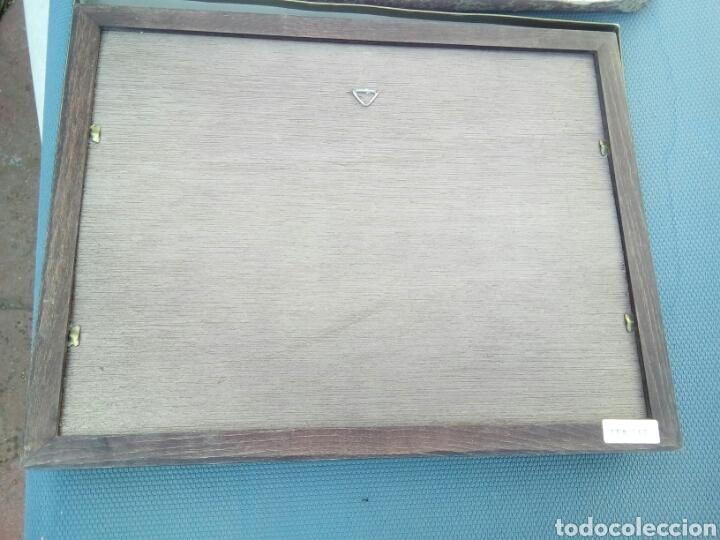 Varios objetos de Arte: ESMALTE AL FUEGO ENMARCADO - Foto 4 - 170950189
